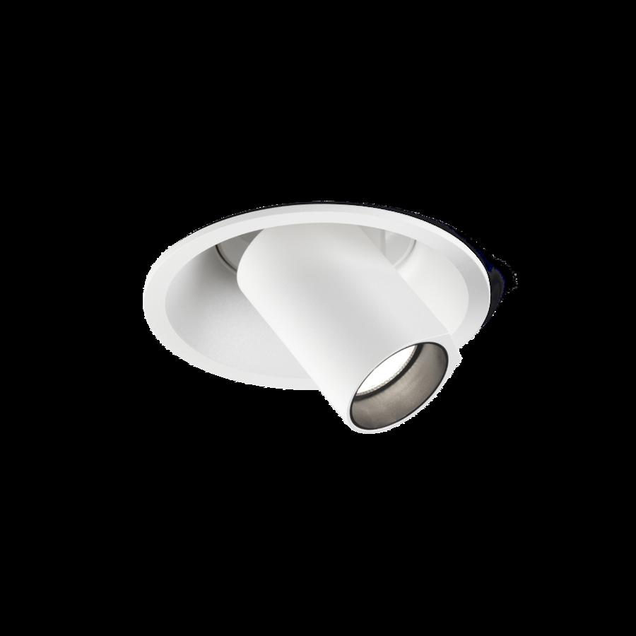 Süvisvalgusti BLIEK ROUND PETIT 1.0 LED 6W 445lm alumiinium, valge