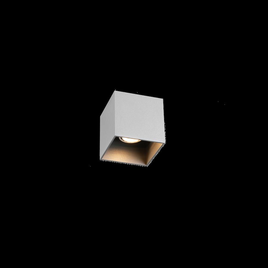 Box Ceiling 1.0 LED 8W 1800-2850K warm dim 95CRI 220-240V, Alumiiniumvärv
