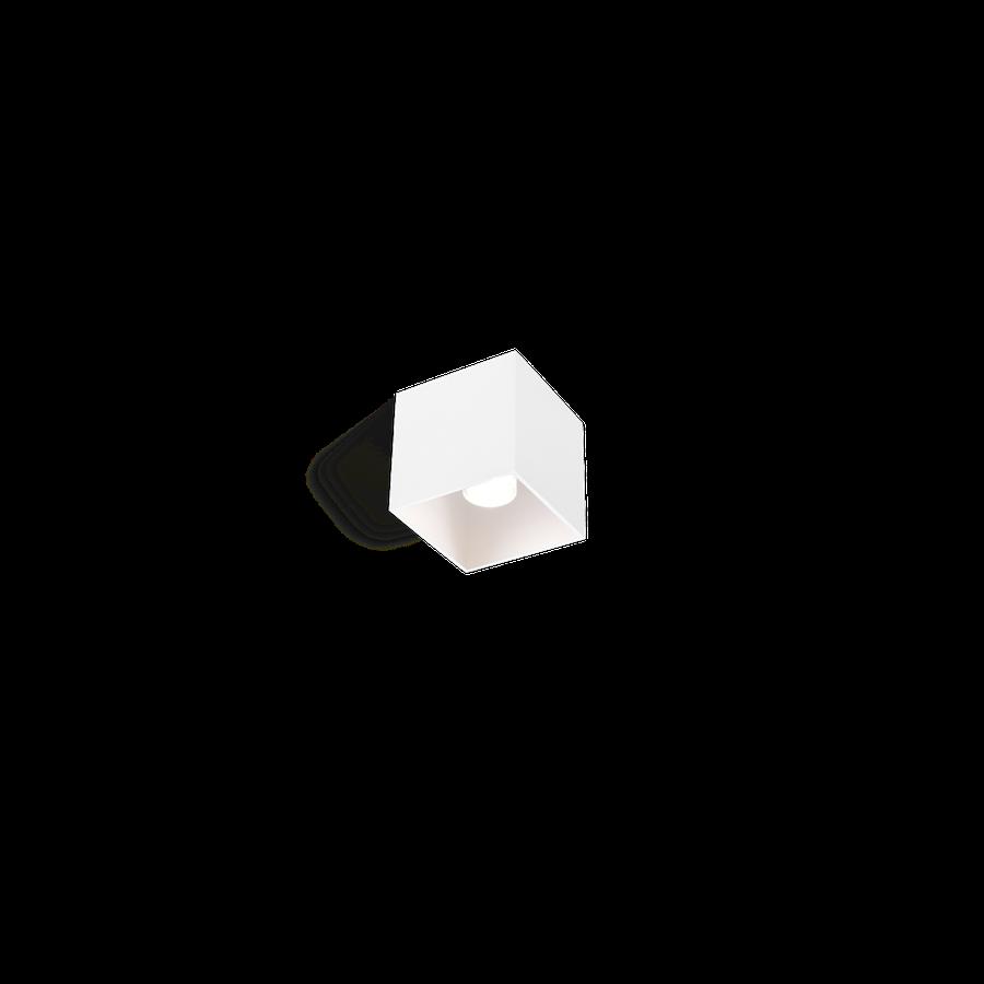Välisvalgusti BOX 1.0 LED 8W 390lm 1800-2850K CRI>95, hämardatav, IP65, valge