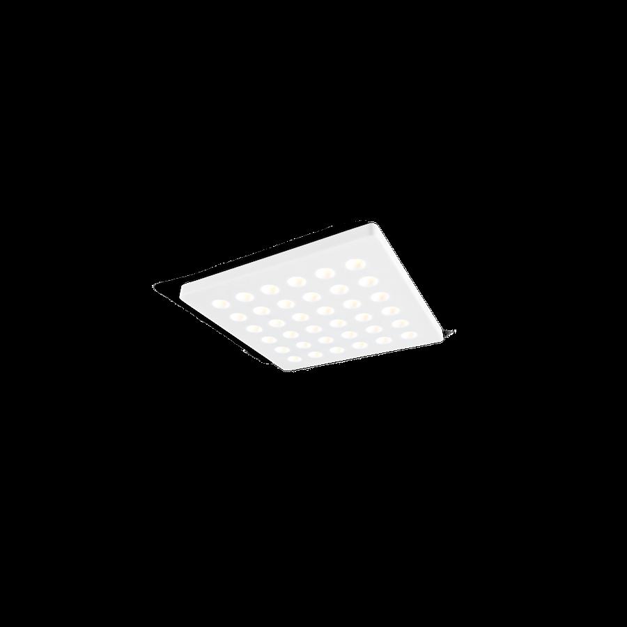 CORO 1.3 LED 12W 3000K dim 85CRI 220-240V, Valge