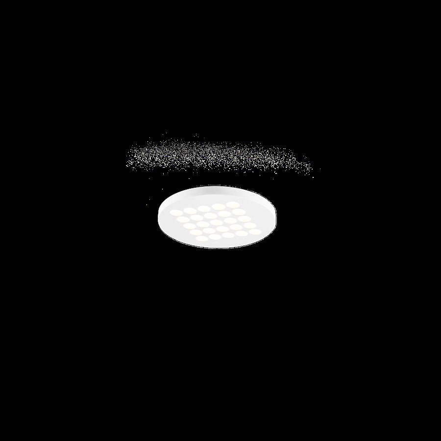 CORY 1.3 LED 3W 3000K dim 85CRI 220-240V, Valge