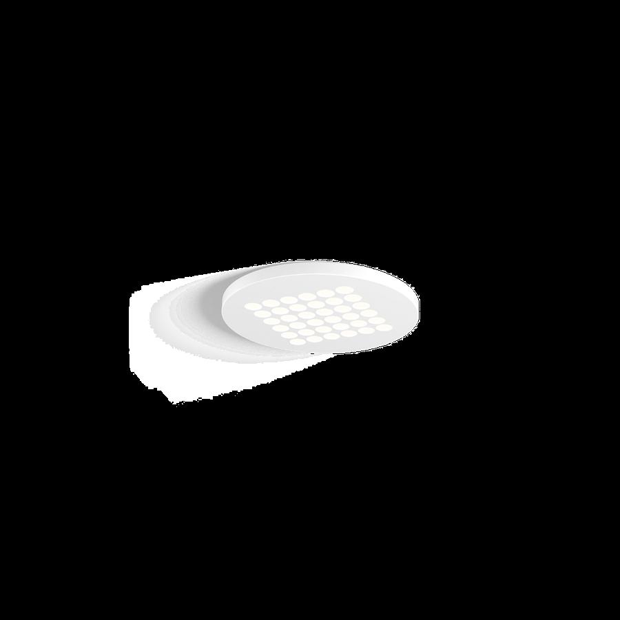 CORY 1.6 IP44 LED 12W 3000K 85CRI 220-240V, Valge