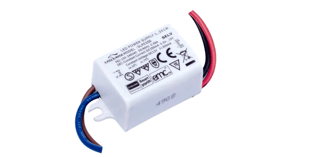 LED Driver 3W 350mA 0,5V-10V (Eagel-Rise SLP03SS) 35x25xh20mm