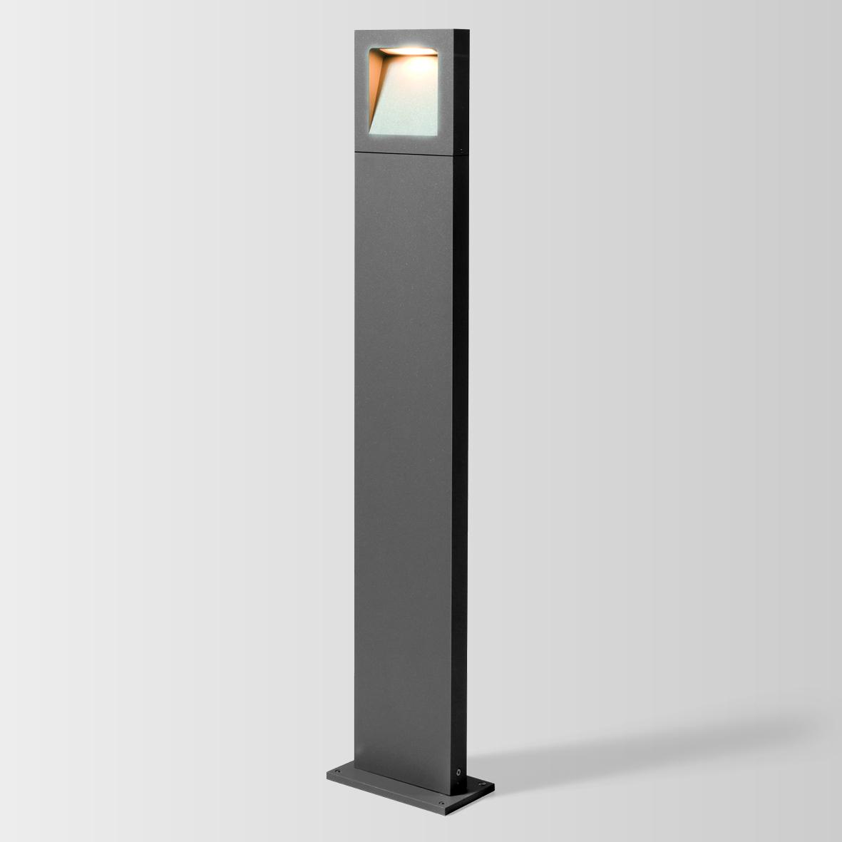 FIFTY FIFTY 1.0 LED 3000 DIM tumehall 8W 80 220-240VAC (ilma postita), välisvalgusti