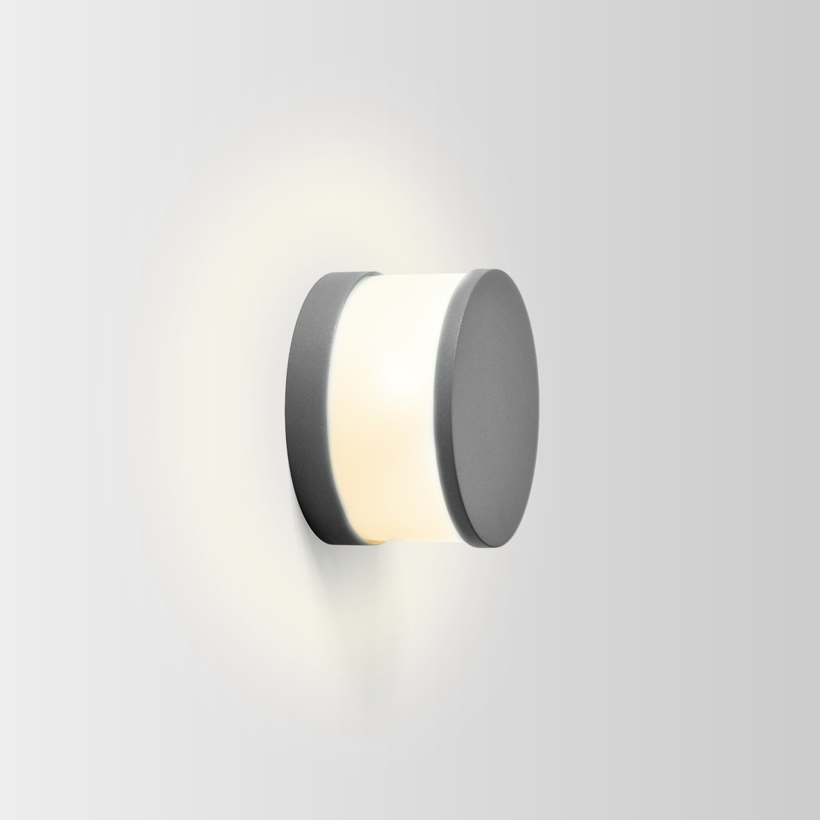 GETTON 1.0 LED 3000K DIM TUMEHALL 8W 85CRI 220-240VAC, välisvalgusti seinale