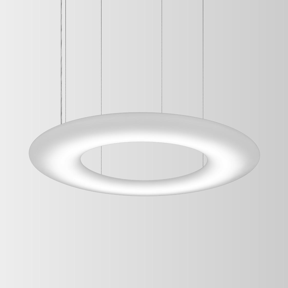 GIGANT 10.0 LED 3000K DIM VALGE 42W 85 220-240VAC, rippvalgusti