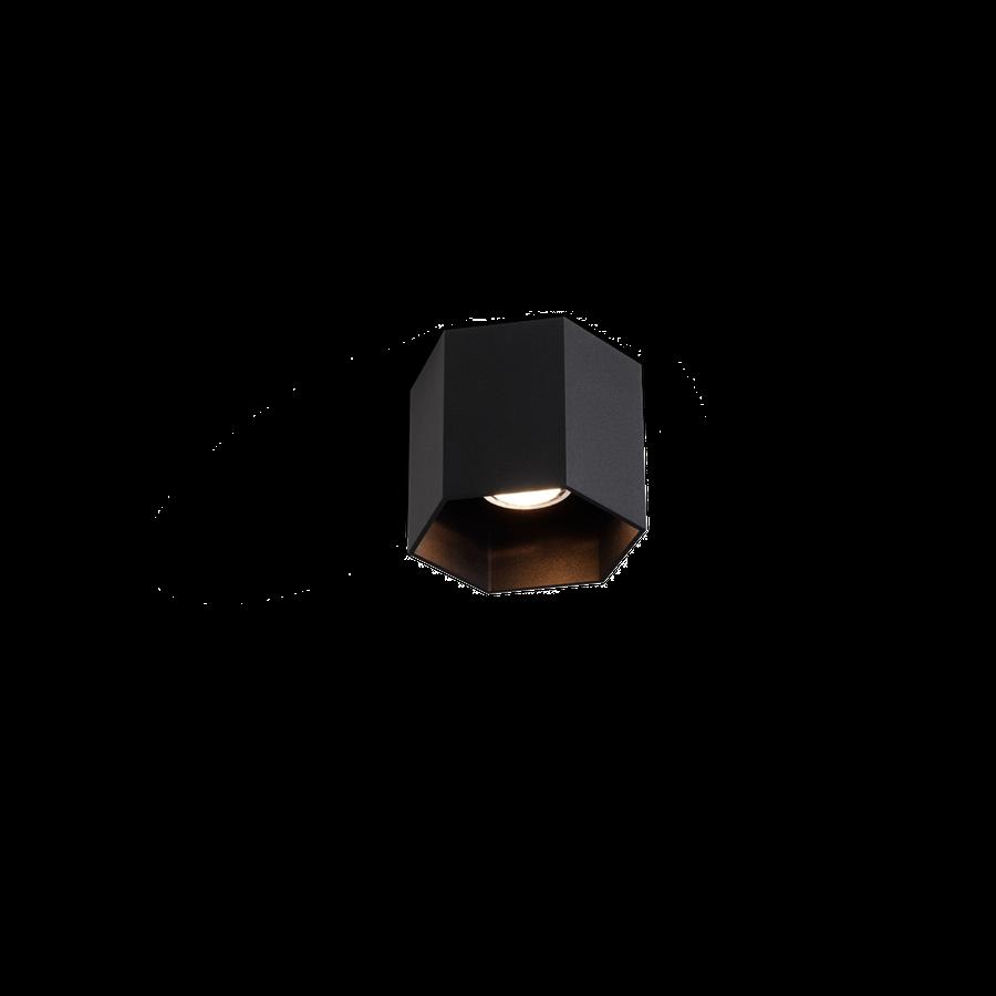Hexo Ceiling 1.0 LED 8W 3000K dim 80CRI 220-240V, Must
