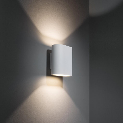 Modular+Duell wall LED 900lm 2700K GI white struc - champagne