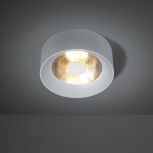 Kurk 13W LED pinnapealne, trafoga, valge/valge