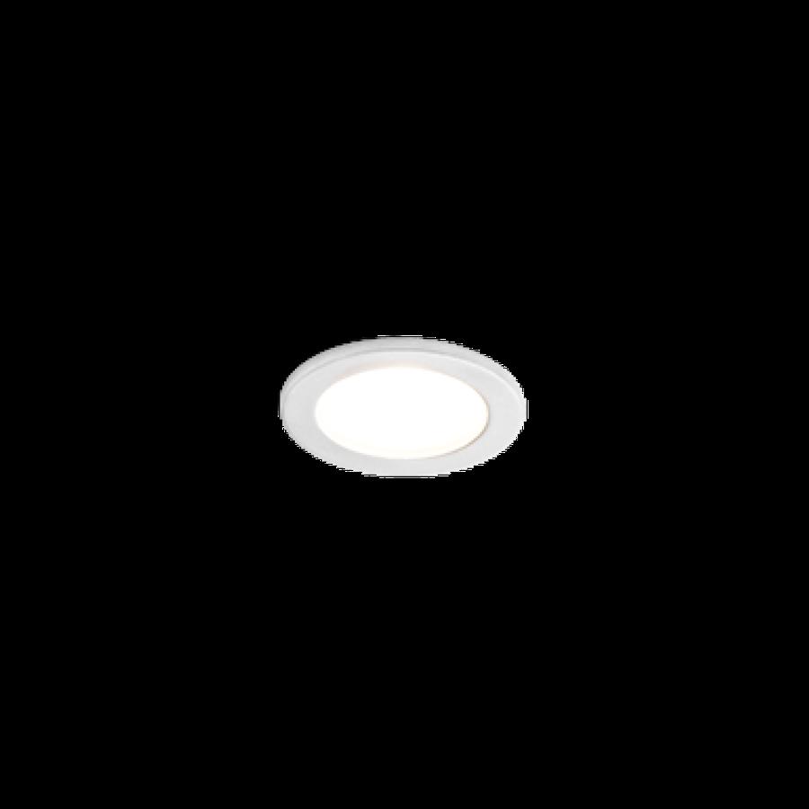 Välisvalgusti INTRA 1.0 OPAL LED 7W 350lm 3000K CRI>90, hämardatav, IP65, valge / opaalklaas