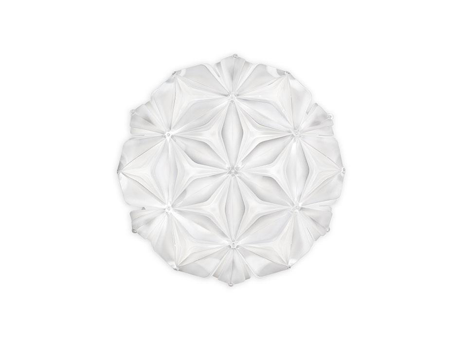 Lae-/seinavalgusti La Vie LED 2xE27 d=50cm h=19cm valge