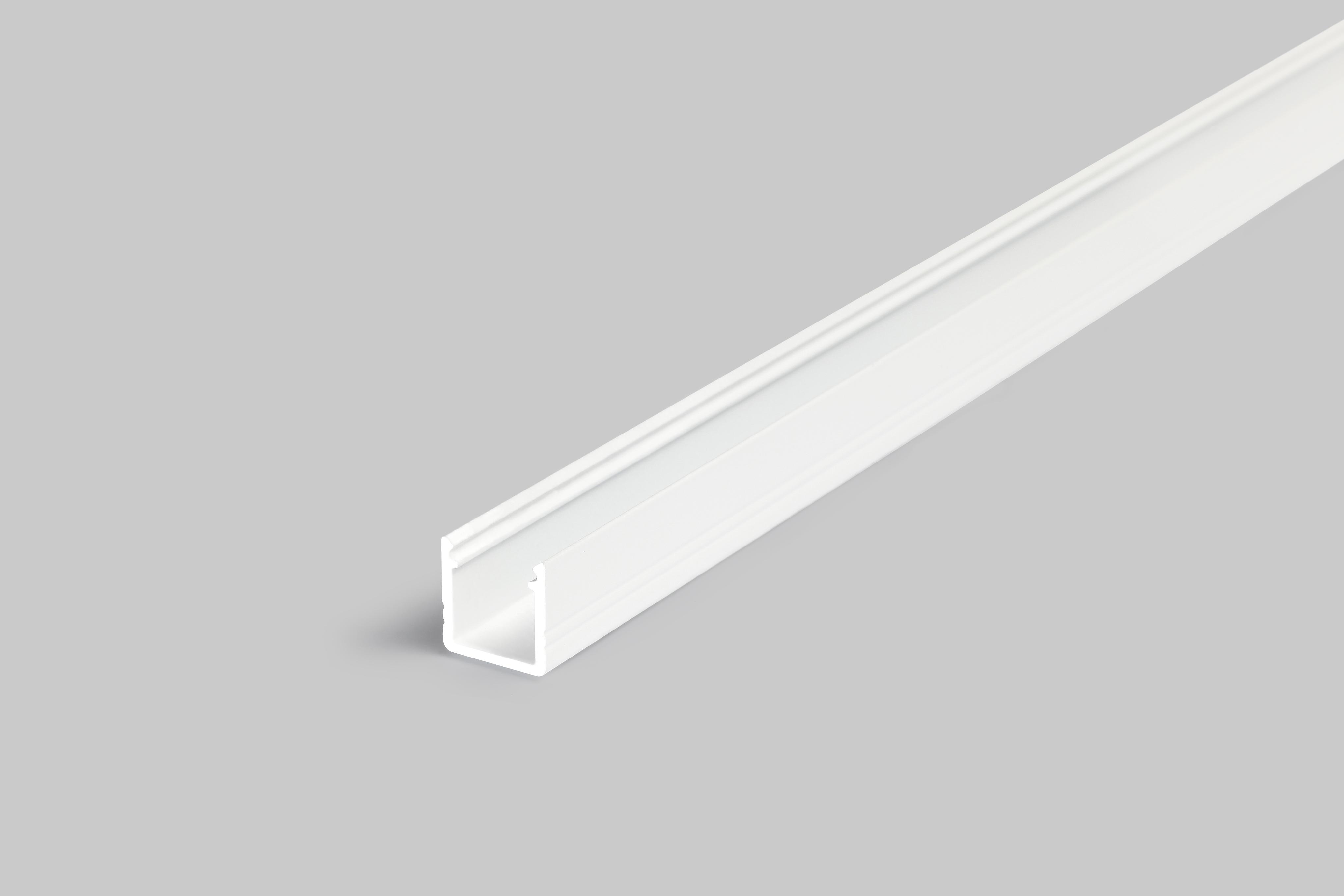 LED profiil Smart10 A/Z, valge, 2000mm