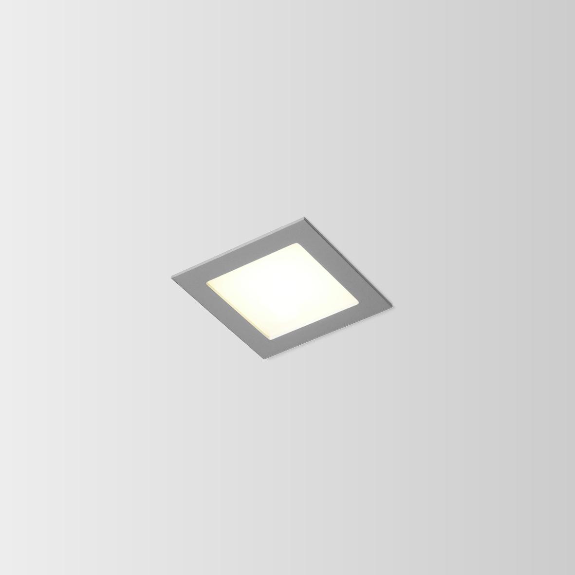 Lito 1.0 LED 2/3W 3000K 85CRI 350-500mA, Anodiseeritud Alumiinium