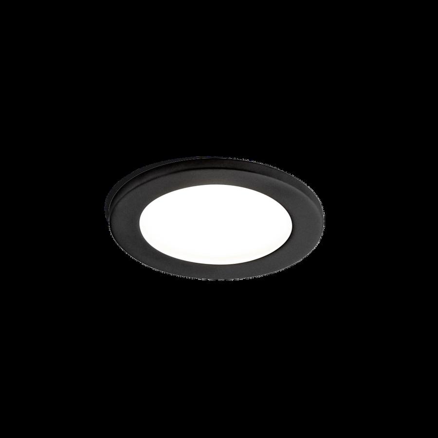 Luna Round IP44 1.0 PAR16 max.10W GU10 100-240V, Must