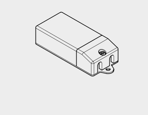 Liiteseade CNC120 max. 4 valgustile 24V IP67