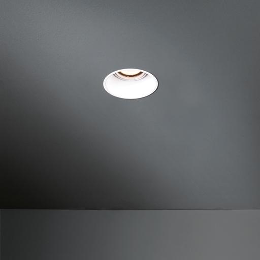 Modular+Süvisvalgusti Lotis 82 LED retrofit 5,5W GU10 2700K medium white struc, bulb inc.