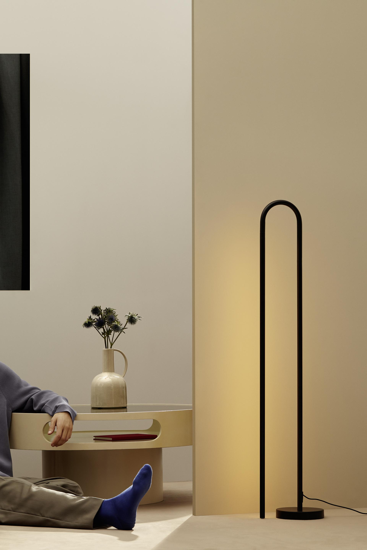 Põrandavalgusti Bow LED 22W 2880lm 2700K h=1200mm hämardatav