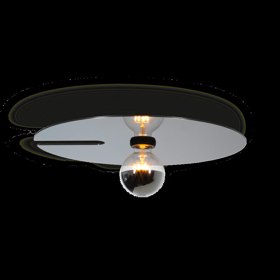 MIRRO 2.0 Max 15W E27 LED IP20 lae- ja seinavalgusti, kroom