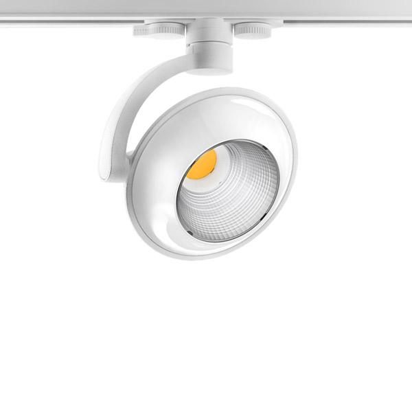 Minikyclos 230 LED 19W 1780lm 3000K 38° siinivalgusti, valge