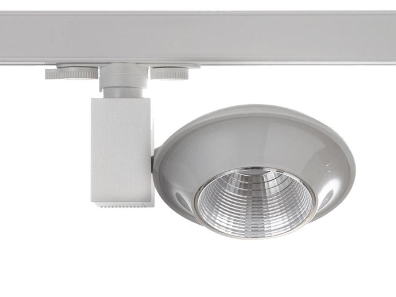 Minikyclos LED 18W 2136lm 3000K 30° siinivalgusti, valge