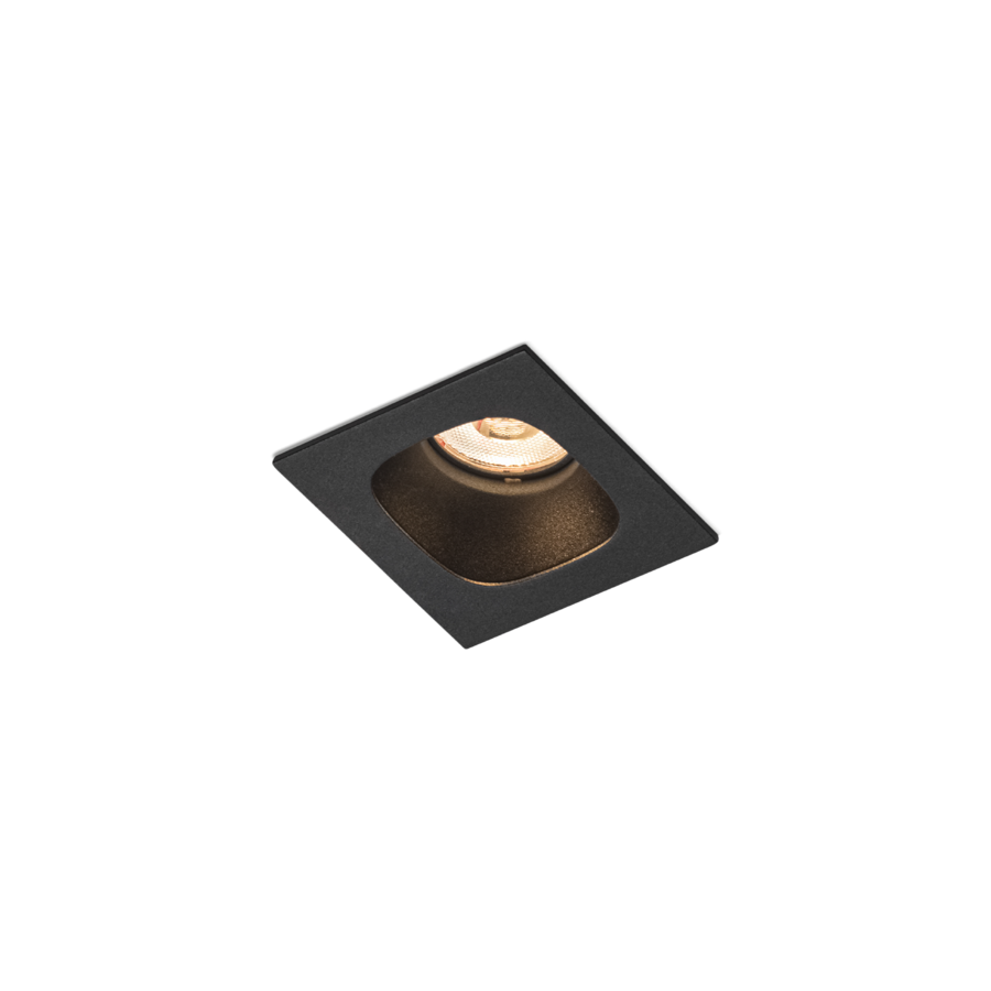 Süvisvalgusti Pirro LED 4,3W 385lm 2700K 9V must