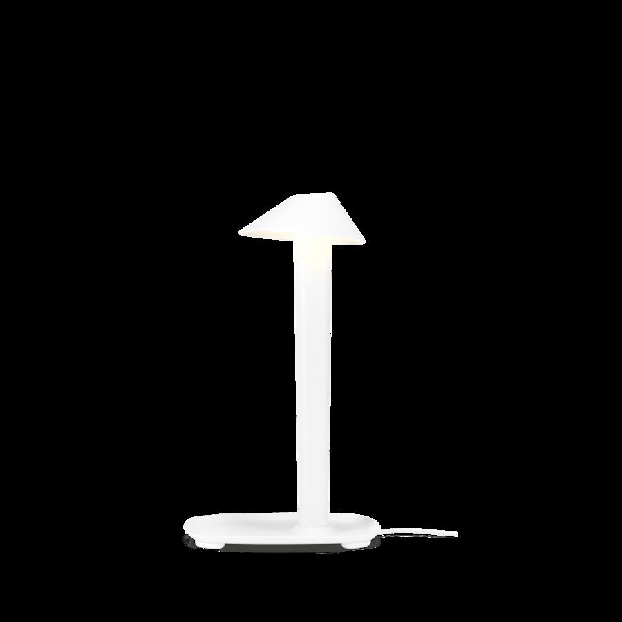 REVER DINING 2.0 LED 2W 135lm 2700K IP23 lauavalgusti, valge, valge juhe