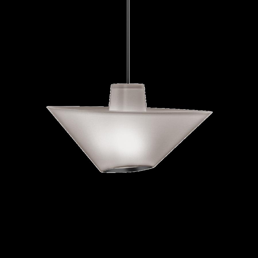 REVER 1.0 Max 15W E27 LED IP20 rippvalgusti, hall, must juhe, must serv