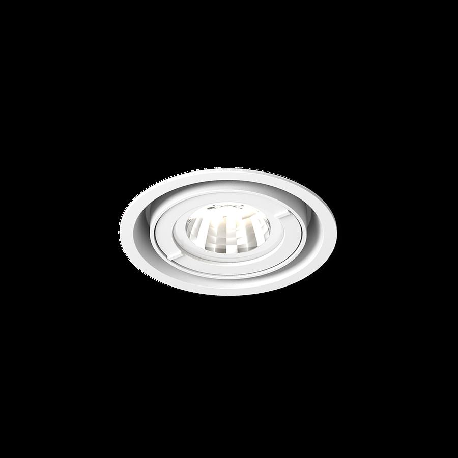 RINI 1.0 LED 7/10W 90CRI 350-500mA 2700K, Valge