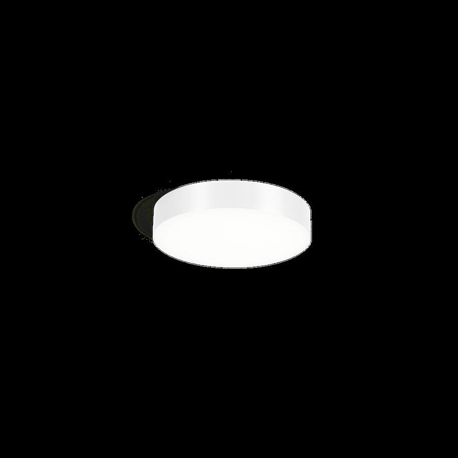 Roby 2.6 LED 16W 3000K dim 80CRI 220-240V IP44, Valge