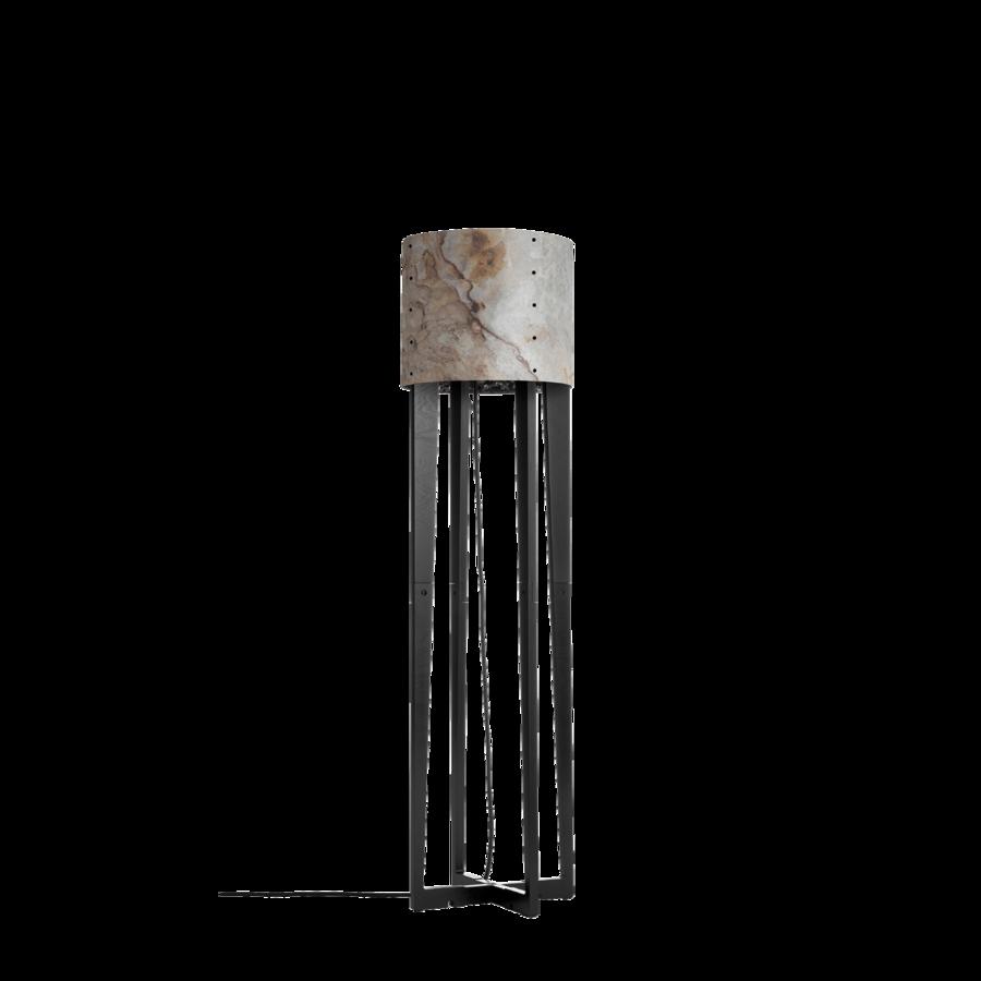 ROCK COLLECTION 6.0 Max 25W E27 LED IP20 põrandavalgusti, autumn white