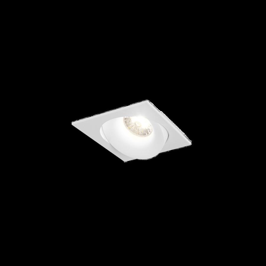 RON 1.0 LED 7/10W 350-500mA 330/450lm CRI>95 1800-2850K, Valge, dimmitav