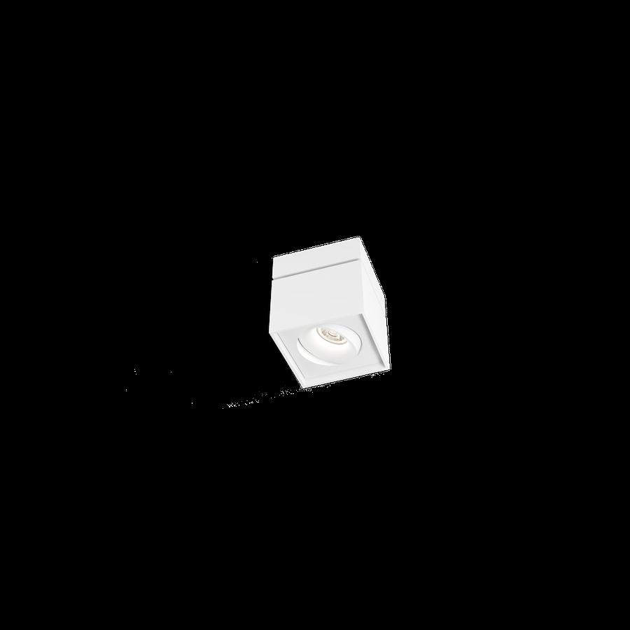 Sirro 1.0 LED 10W 3000K dim 90CRI 220-240V, Valge