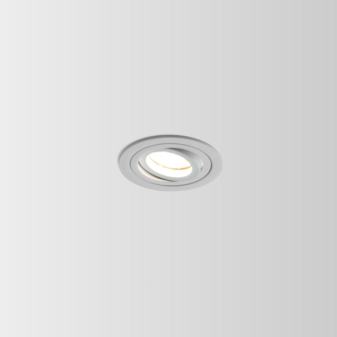 Wever & Ducré+SPINO 1.0 MR16 MATT KROOM MAX 50W GU5.3 12V