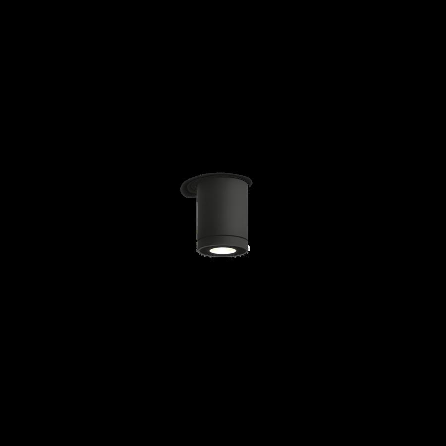 Välisvalgusti TUBE 1.0 LED 8W 440lm 3000K CRI>80, hämardatav, IP65, must