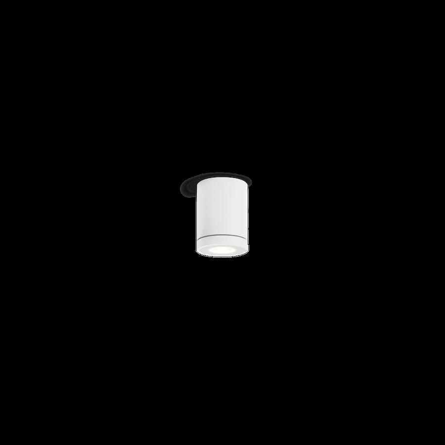 Välisvalgusti TUBE 1.0 LED 8W 440lm 3000K CRI>80, hämardatav, IP65, valge