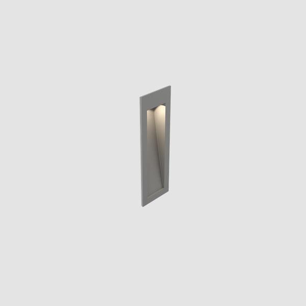 ORIS 0.7 LED 3000K TUMEHALL 1/2W 80 350-700mA, seina süvistatud