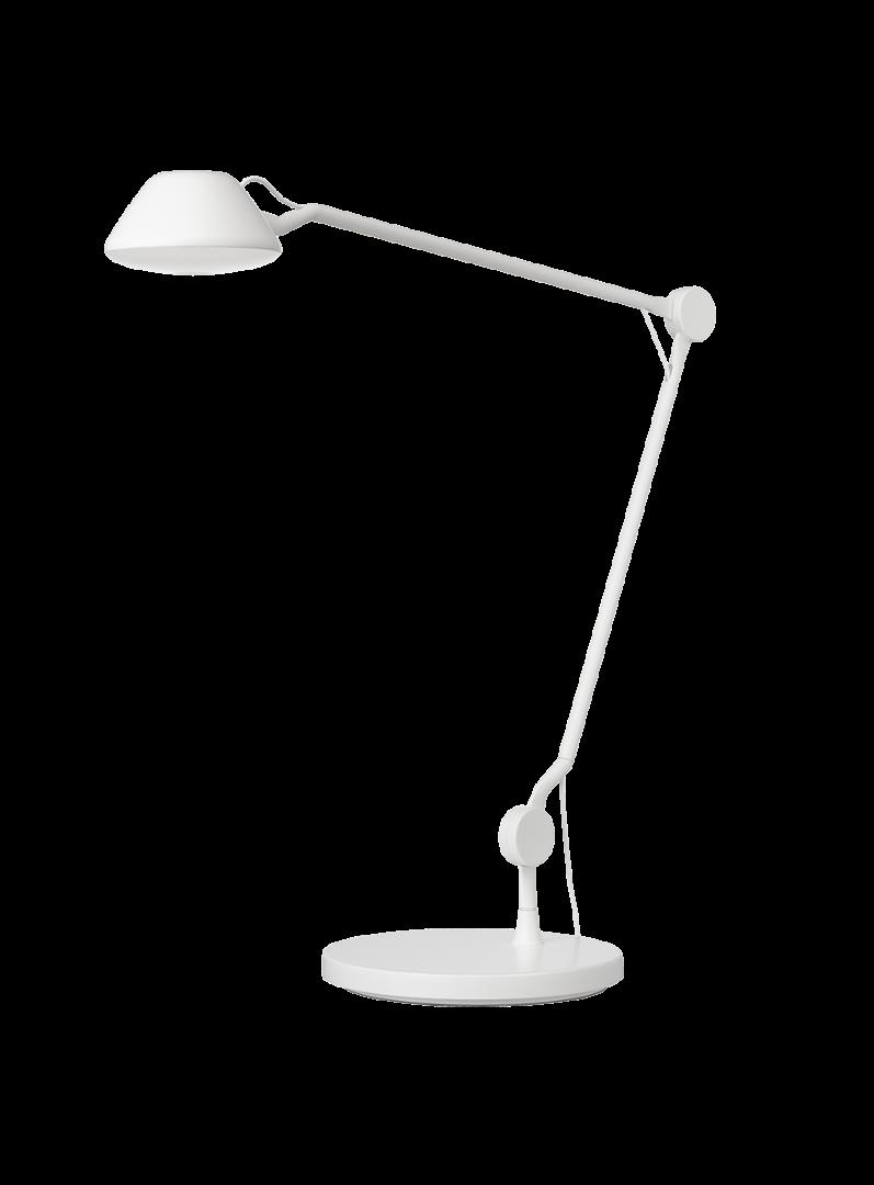 AQ01 lauavalgusti 7,7W LED 483lm CRI>90, dimmitav 10-100%, alusega, matt valge