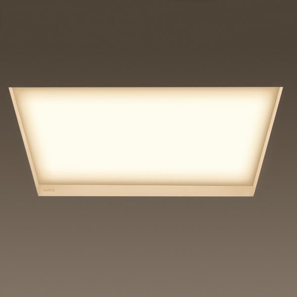 ASTRO+Volos 210 LED 1 x 17W, 3000K, CRI 80, LED 500mA, süvisvalgusti lakke, valge