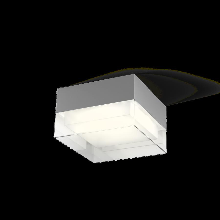 Välisvalgusti BLAS 2.0 LED 8W 640lm 3000k CRI>80, hämardatav, IP65, tumehall