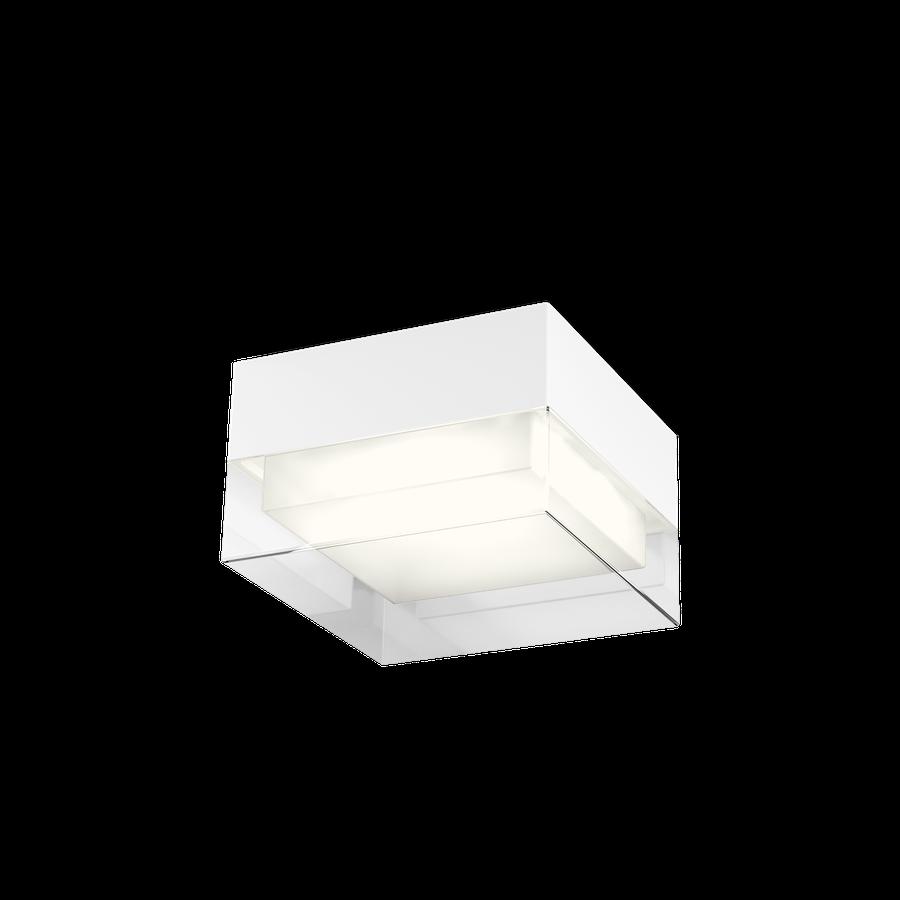 Välisvalgusti BLAS 2.0 LED 8W 640lm 3000k CRI>80, hämardatav, IP65, valge