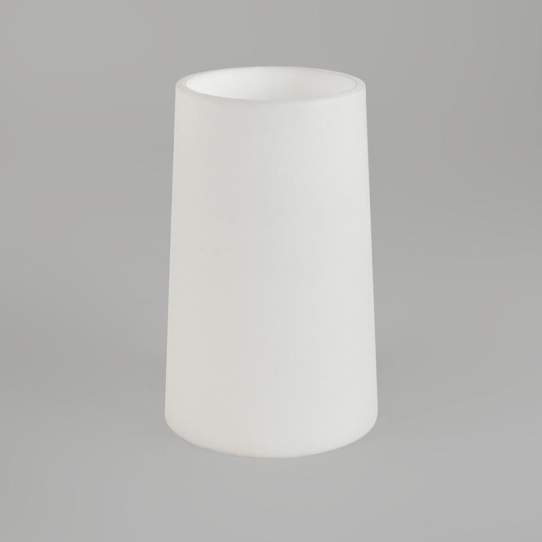 Cone 195 opaal klaasist kuppel Lago 280 valgustile