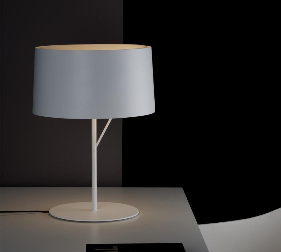 Lauavalgusti Eda m, LED 60W 2700K hämardatav, valge