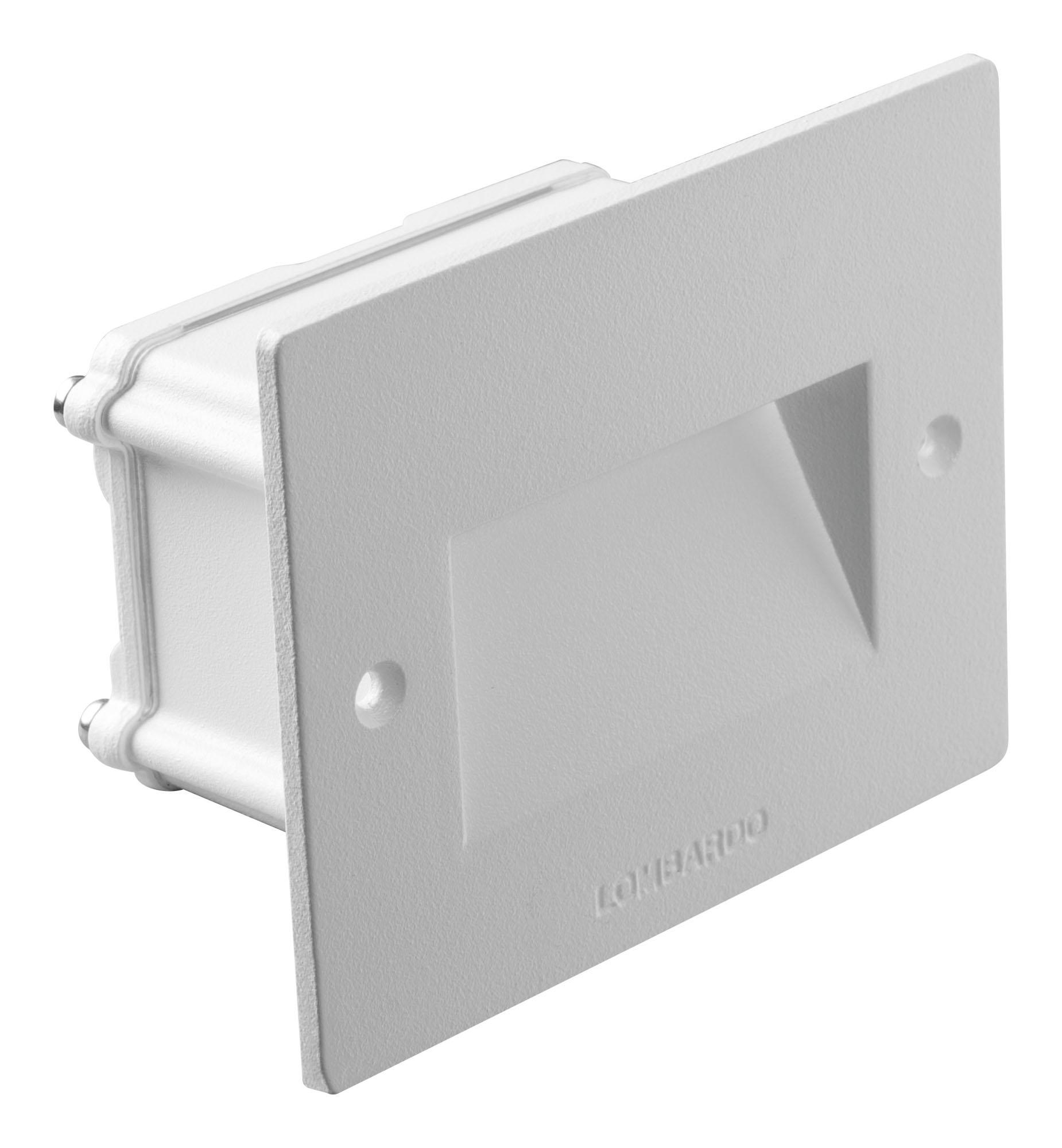 Välisvalgusti FIX 503, LED 3,5W 225lm 3000K, alumiinium, valge (pildil halli värvi valgusti)