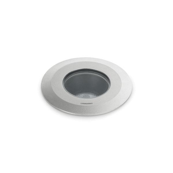 Süvisvalgusti INC 50 LED 6,5W 390lm 3000K 53° IP67 alumiinium, hall