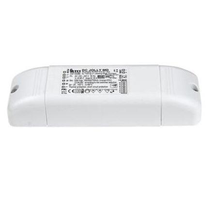 LED liiteseade, dimmitav faasilõike dimmeriga + push-dim, ümberlülitatav 350, 500, 700mA, 17-32W