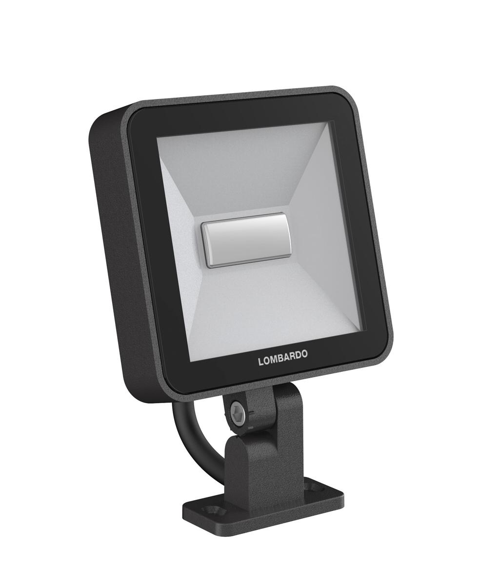 Välisvalgusti Tag 110 10W LED 638lm 3000K IP66 IK06; alumiinium, hall (fotol on antratsiit värvi toode)