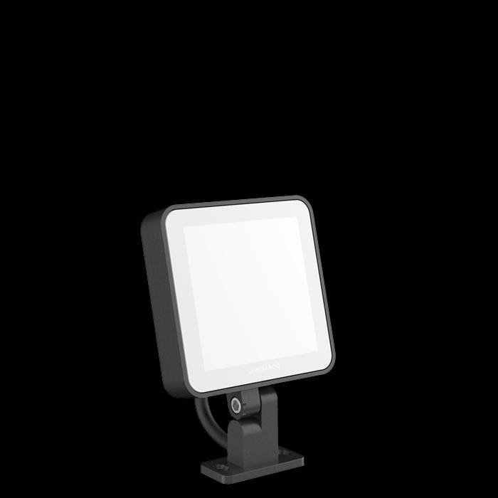 Välisvalgusti TAG 110 WHITE LED 10W 449lm 3000K, IP66 IK06; alumiinium, antratsiit
