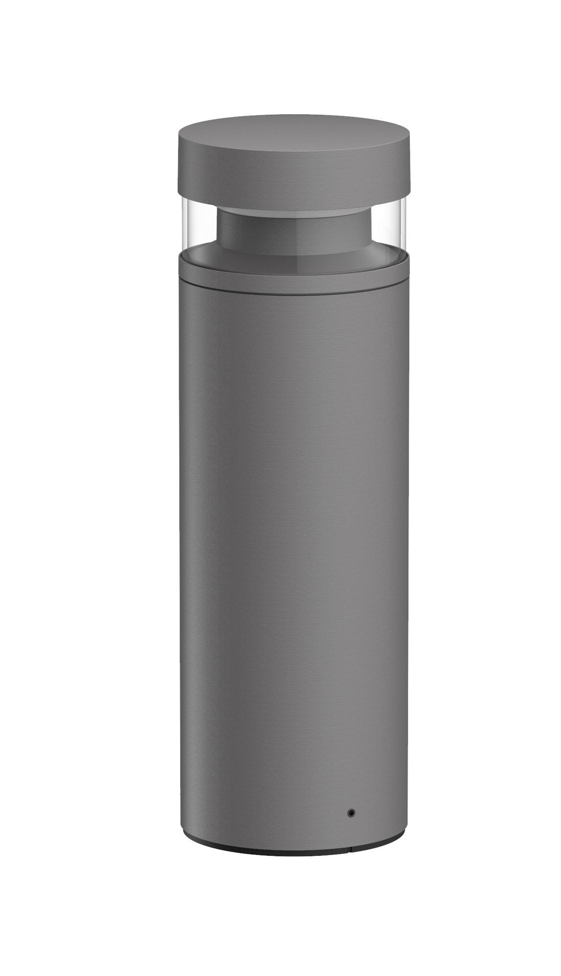 Välisvalgusti TOK 400mm, LED 13W 703lm 3000K; roostevaba teras, hall
